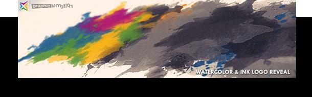 Watercolor, Paint Splatters & Brush Stroke PACK - 5